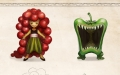 Vegetables - Enemy Design